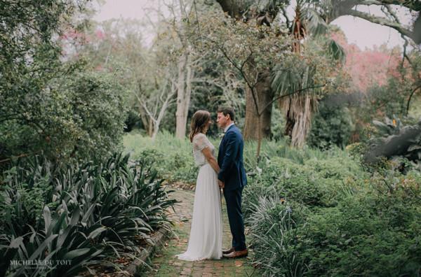 rainy wedding photos stellenbosch