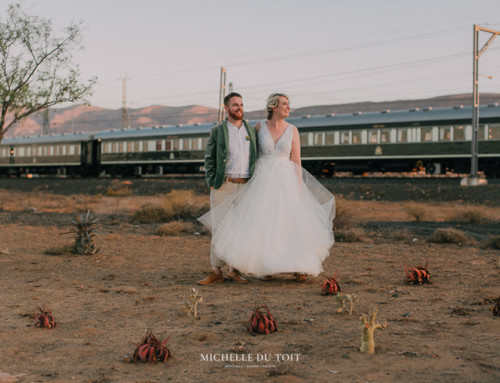 Ewald & Waldi's Unique Karoo Wedding